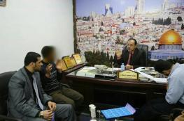 نيابة الوسطى تنهي تحقيقاتها مع قاتل المواطنة ابو حسنين