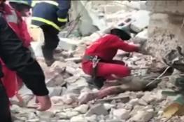 انتشال أكثر من مئتي جثة لمدنيين غربي الموصل