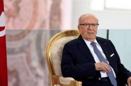 السبسي : لا ارغب في الترشح مجدداً للانتخابات الرئاسية التونسية