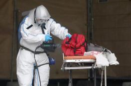 ارتفاع عدد الوفيات والإصابات بفيروس كورونا في إسرائيل