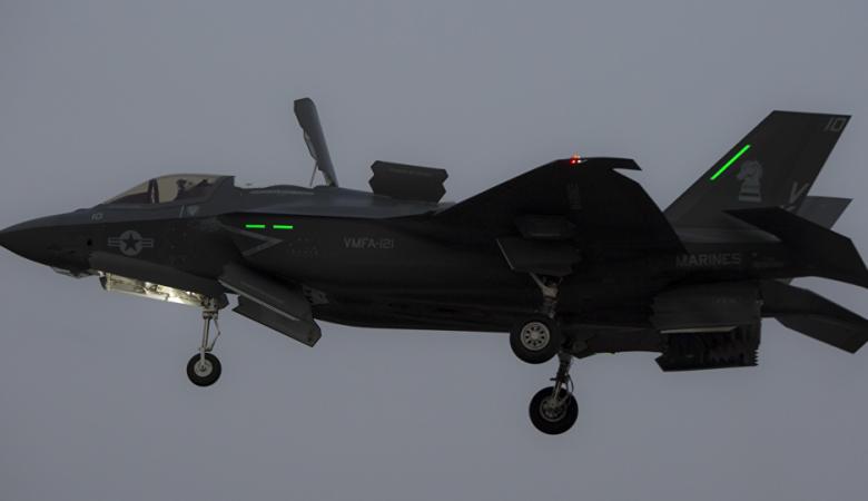 F35 تستعد لتوجيه ضربات في سوريا