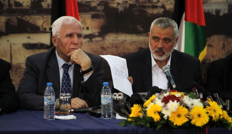 الاحمد يناشد حماس بالتوقف عن استلام الاموال القطرية