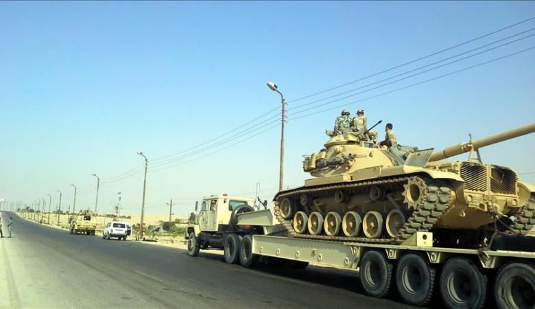 تأهب غير مسبوق في سيناء تمهيداً لعملية عسكرية ضخمة للجيش المصري