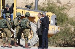 الاحتلال يفكك 70 مسكنا ويستولي عليها شمال أريحا