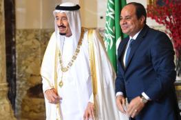 الملك سلمان يوجه رسالة إلى الرئيس المصري