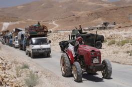 نصف مليون سوري عادو الى محافظة دير الزور