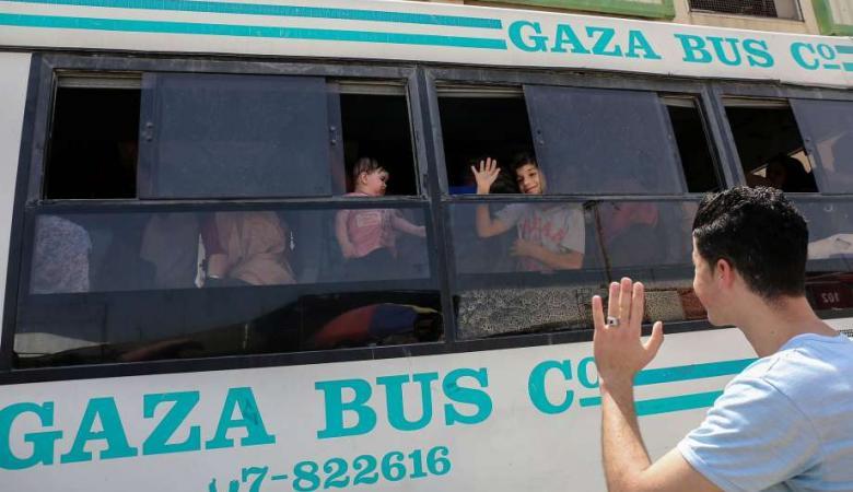 مصر : لم نغلق معبر رفح مع قطاع غزة