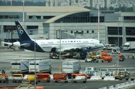 """إغلاق طارئ لمطار """"بن غوريون"""" قرب تل ابيب لمدة ربع ساعة"""