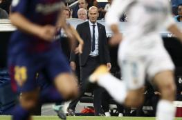 ريال مدريد مع زيدان.. لقب كل 3 أشهر