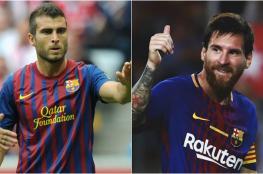 لاعب برشلونة السابق يفضح ميسي ويكشف عن معلومة خطيرة