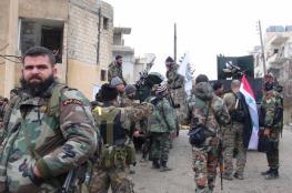 مقتل العشرات من جيش النظام السوري اثناء قيامهم بالسطو في احياء حلب