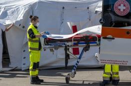 إيطاليا: تسجيل 636 وفاة ونحو ألفي إصابة خلال يوم واحد