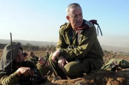 الجنائية الدولية تنظر في دعوى ضد غانتس لارتكابه جرائم حرب في غزة