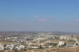 الاحتلال يخطر بهدم أربعة منازل ومنشأة صناعية في بيت عوا