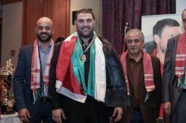 """فلسطين تحصد ثلاث برونزيات بـ""""السنوكر"""" ببطولتي العرب وغرب آسيا"""