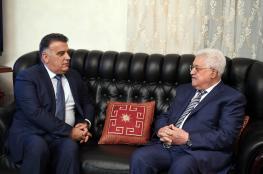 الرئيس يلتقي بوزير الخارجية الاردني ومدير عام الامن العام اللبناني في عمان