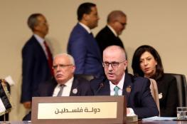 حكومة تسيير الاعمال : القرار الاسرائيلي الأخير في الخليل يزيد من حالة التطرف