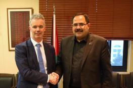 إيرلندا تقدم مليون ونصف يورو لدعم التعليم في فلسطين