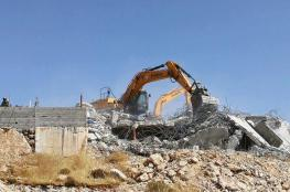 اعتداءات اسرائيلية واسعة في الضفة الغربية