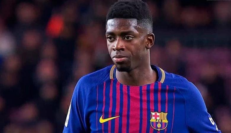 عثمان ديمبلي سيتغيب عن برشلونة 5 أسابيع