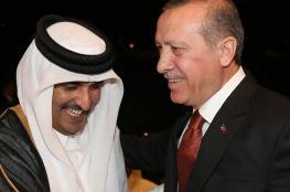ماكرون يهاتف أردوغان وأمير قطر بشأن الأزمة الخليجية