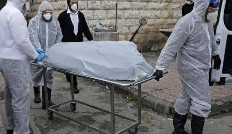 """استمرار الاغلاق.. ارتفاع الوفيات الى 74 في """"إسرائيل"""""""