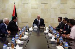 الحمد الله : ملتزمون  بالاتفاقيات الموقعة مع اتحاد المعلمين