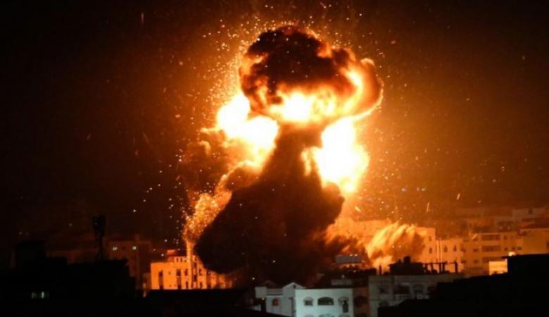 مجزرة جديدة..6 شهداء و12 اصابة في قصف بدير البلح وسط القطاع