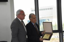 تعيين جرادات سفير فوق العادة في سلطنة عمان