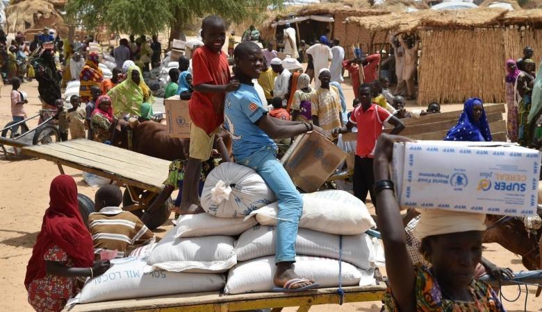 عشرون قتيلا في تدافع خلال توزيع مواد غذائية على نازحين في النيجر