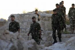 مقتل 19 جندياً سورياً في كمين لداعش بريف دمشق