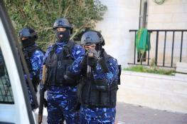 الشرطة تكشف جرائم سرقة في رام الله ونابلس بقيمة 50 الف شيقل