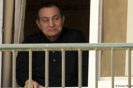 مبارك : تيران وصنافير تتبعان للسعودية
