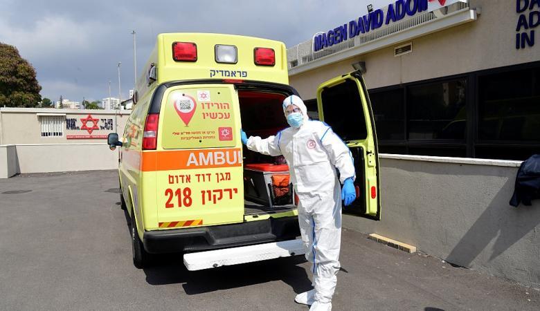 """ارتفاع اعداد المصابين بفيروس كورونا في اسرائيل الى """"1930"""""""