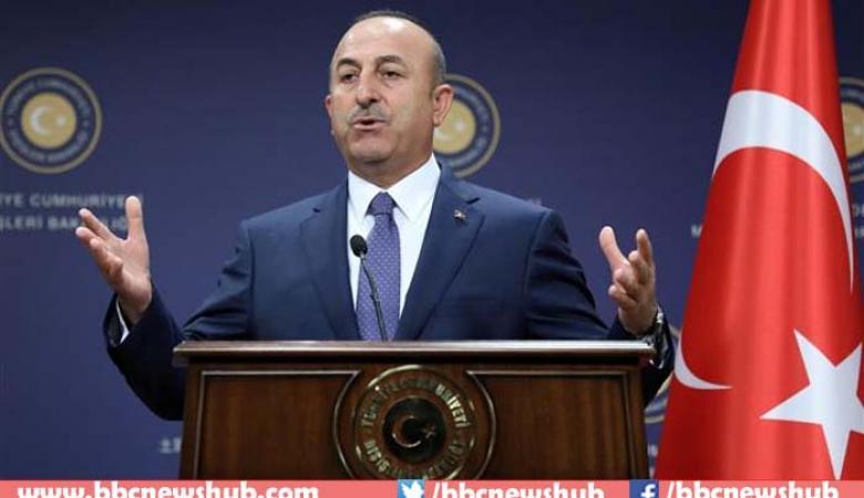 """تركيا : """"سنواصل الدفاع عن فلسطين ضد العدوان الاسرائيلي الغاشم """""""