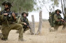"""شاهد ..""""اسرائيل """" تتدرب على احتلال قرى لبنانية"""