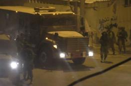 الاحتلال يداهم منازل في قلقيلية ويقتحم مناطق في جنين