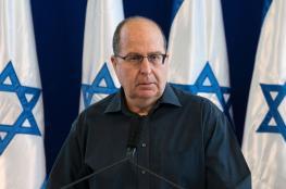يعالون ينوي الترشح لرئاسة حكومة الاحتلال الاسرائيلي