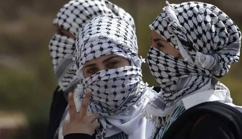 مقارنة بين اعداد الرجال مقابل النساء في فلسطين (احصائية جديدة )