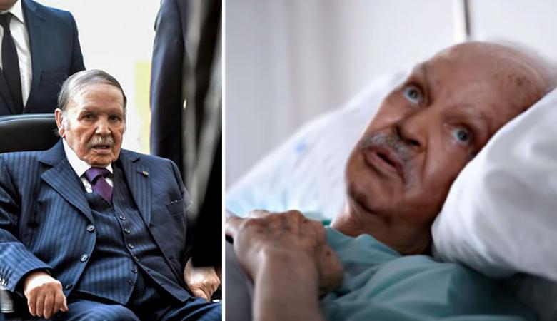 الرئيس الجزائري في وضع حرج للغاية ولا امكانية من علاجه