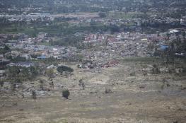 ارتفاع كبير على اعداد ضحايا تسونامي اندونيسيا المروع