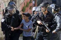 الاحتلال اعتقل 520 مواطنا فلسطينياً خلال الشهر الماضي