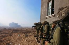 تعليمات لجيش الاحتلال بالاستعداد لشن حرب واسعة على غزة