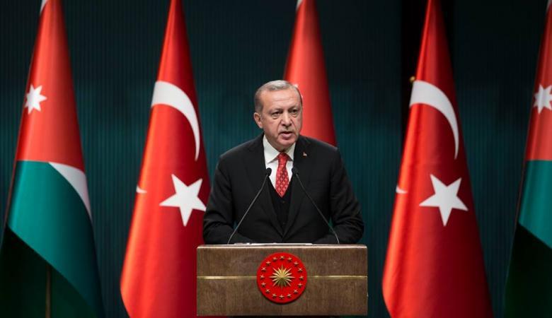 أردوغان يدعو زعماء منظمة التعاون الاسلامي لعقد قمة طارئة لبحث تداعيات قرار ترامب