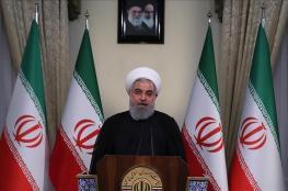 روحاني : الولايات المتحدة تشن حربا على ايران