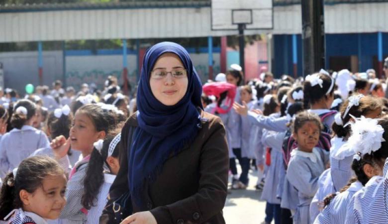 وزارة التربية تحذر من أزمة مع الاونروا