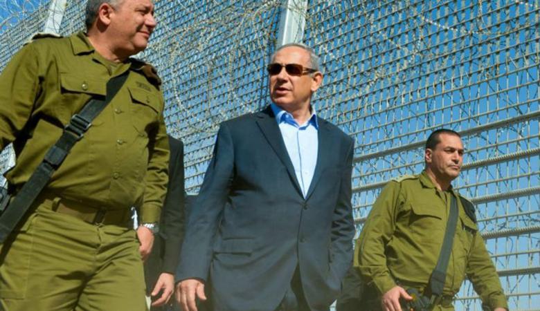 """""""اسرائيل """" تخطط لبناء جدار ذكي مع قطاع غزة"""