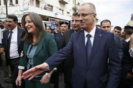 الحمد الله في يوم الاستقلال : الحكومة ستواصل بناء فلسطين