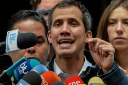 """زعيم المعارضة في فنزويلا يدعو للاطاحة بالرئيس """"مادورو """""""