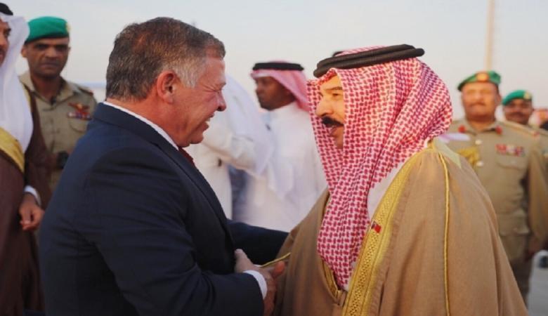 العاهل الأردني يصل المنامة لبحث التطورات الإقليمية مع ملك البحرين